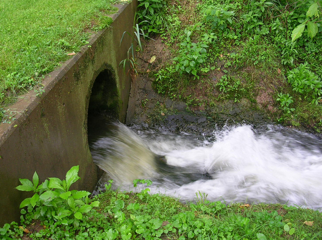 Sewer bill and sewer discharge